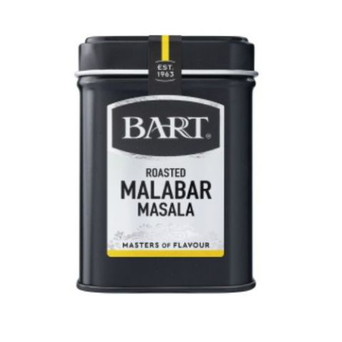 Roasted Malabar Masala Mild Curry Powder Spices Bart 45g (Southern India Cooking)